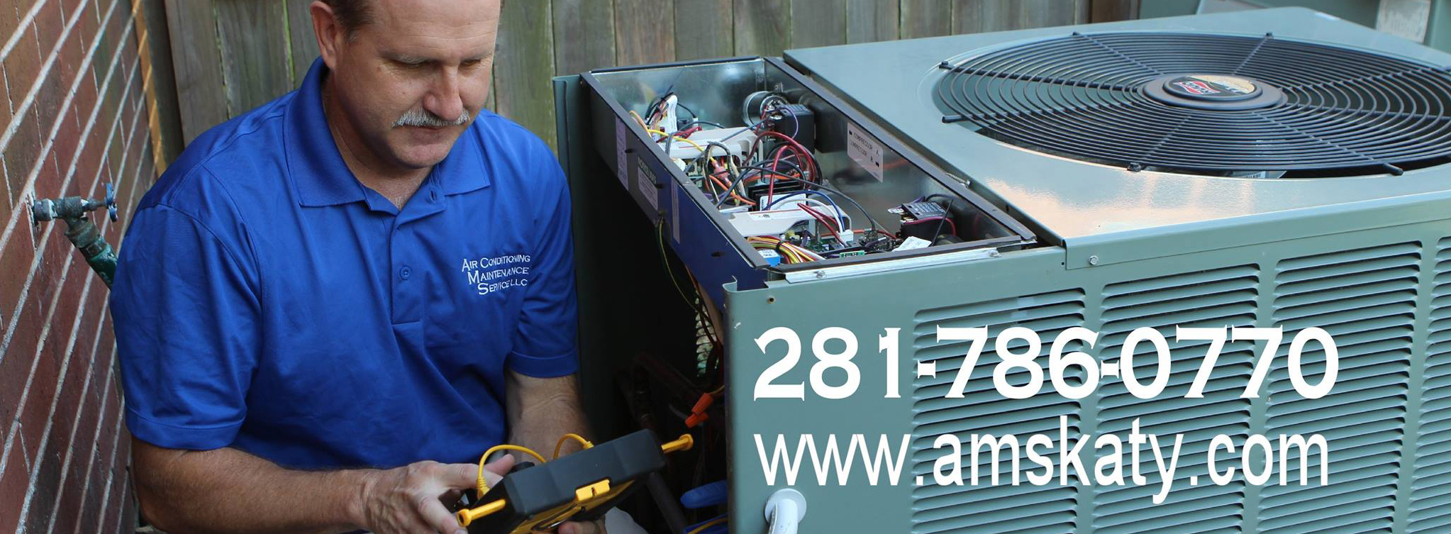 AMS Katy AC and Heating AC Maintenance 24 Precision Tune Up